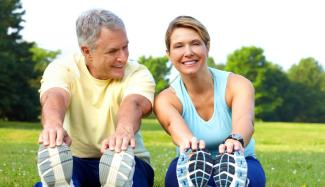 Your Body and You: Staying Fit Past 50