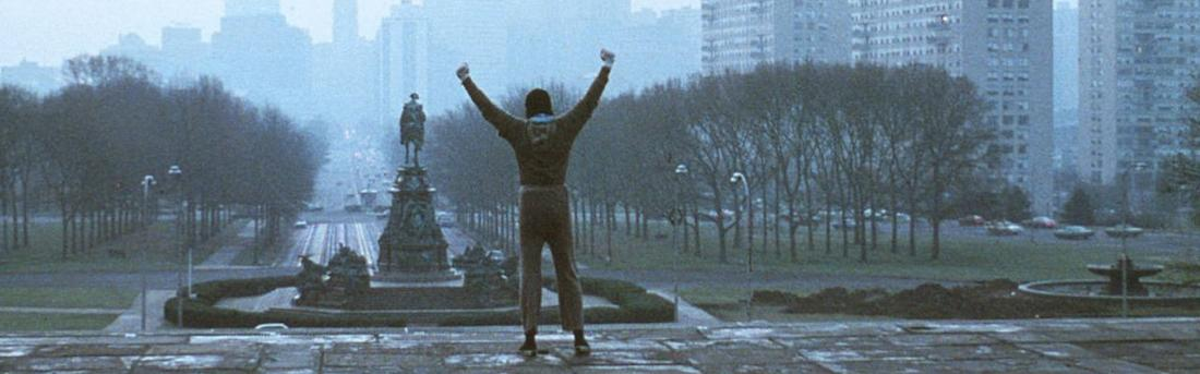 I find a great deal of motivation and inspiration from the Rocky franchise, so I thought it might be fun to list the lessons I learned from the different lessons I've learned over the years from watching and re-watching all of the movies...