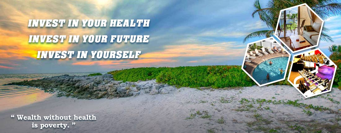 Invest in your health. Invest in your future. Invest in yourself.