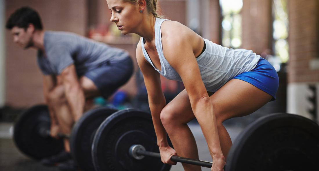 10 Reasons Why You Should Use Resistance / Strength Training for Weight Loss