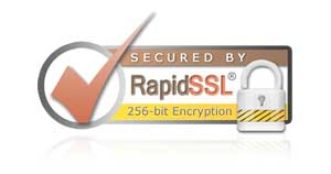 Weight Crafters is a secure website, with 256bit encryption provided by RapidSSL