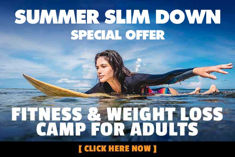Weightloss Camp Done Right - Get Started Today at CFS!
