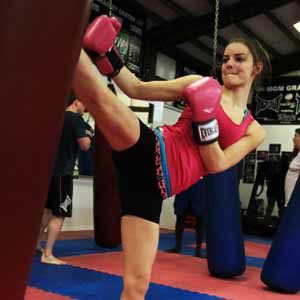 kick boxing at weight crafters