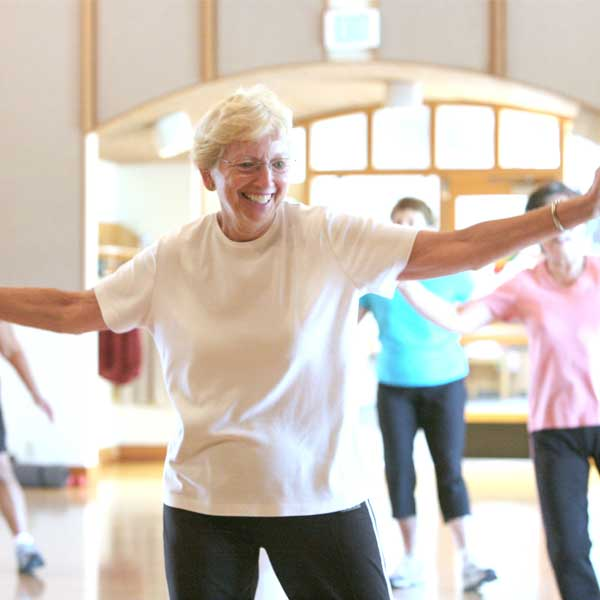 Joint pain? Don't worry - at CFS / Weight Crafters weight loss camp we know how to help!
